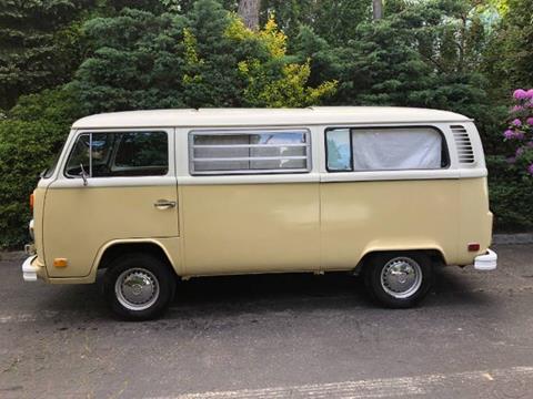 1974 Volkswagen Vanagon