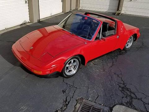 1971 Porsche 914 for sale in Cadillac, MI