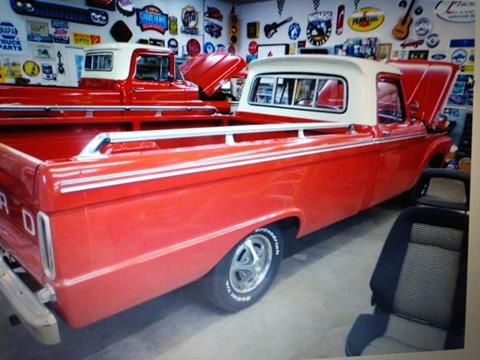 1964 Ford F-100 for sale in Cadillac, MI