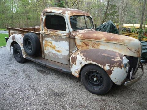 1940 Ford F-100 for sale in Cadillac, MI