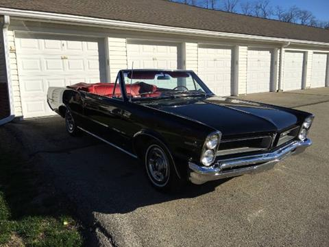 1965 Pontiac Le Mans for sale in Cadillac, MI