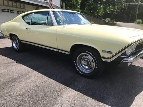 1968 Chevrolet Chevelle for sale in Cadillac, MI