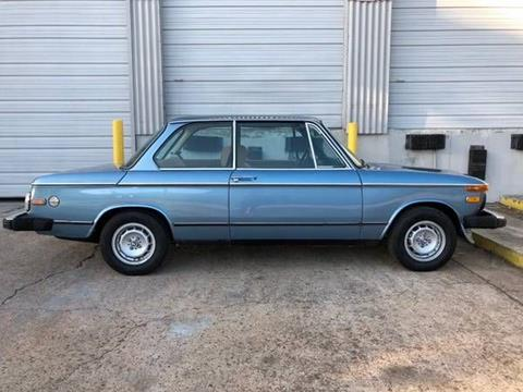 Bmw 2002 For Sale >> 1975 Bmw 2002 For Sale In Cadillac Mi