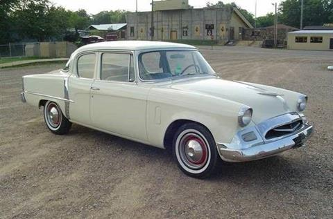 1955 Studebaker Champion for sale in Cadillac, MI