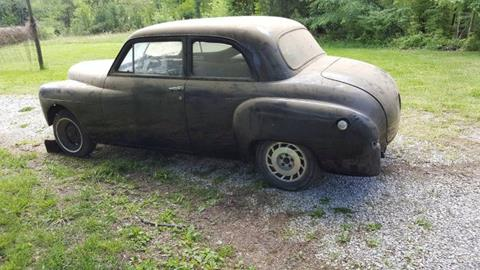 1950 Plymouth Deluxe for sale in Cadillac, MI