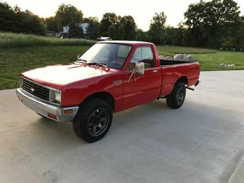 1981 Chevrolet LUV for sale in Cadillac, MI