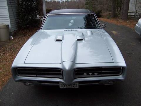1969 Pontiac GTO for sale in Cadillac, MI