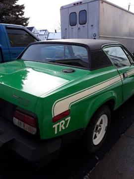 1976 Triumph TR7 for sale in Cadillac, MI