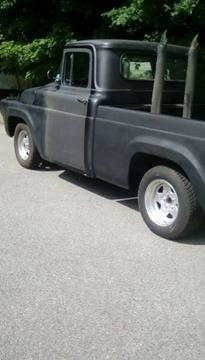1958 Ford F-100 for sale in Cadillac, MI