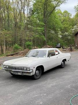 1965 Chevrolet Biscayne for sale in Cadillac, MI