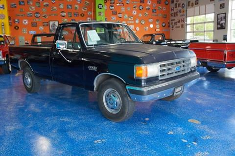1989 Ford F-250 for sale in Cadillac, MI