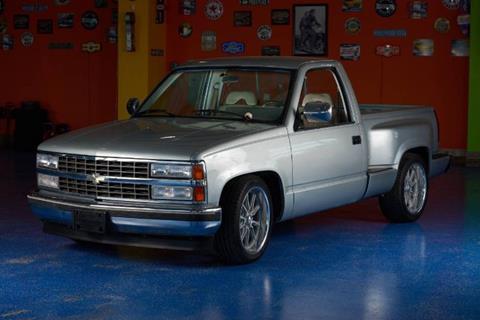 1990 Chevrolet Silverado 1500 SS Classic for sale in Cadillac, MI
