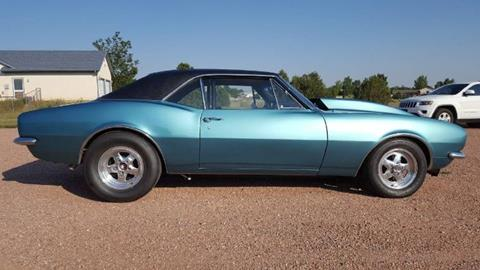 1967 Chevrolet Camaro for sale in Cadillac, MI