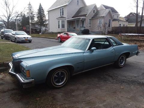 1976 Pontiac Grand Prix for sale in Cadillac, MI