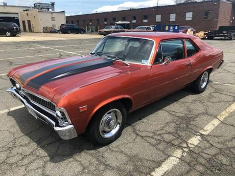 1969 Chevrolet Nova for sale in Cadillac, MI
