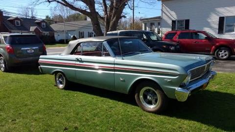 1965 Ford Falcon for sale in Cadillac, MI