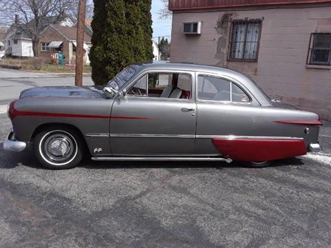 1949 Ford Tudor for sale in Cadillac, MI