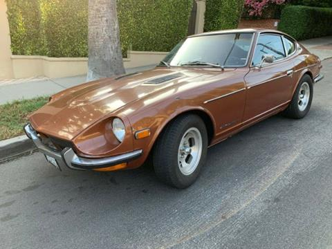 1972 Datsun 240Z for sale in Cadillac, MI
