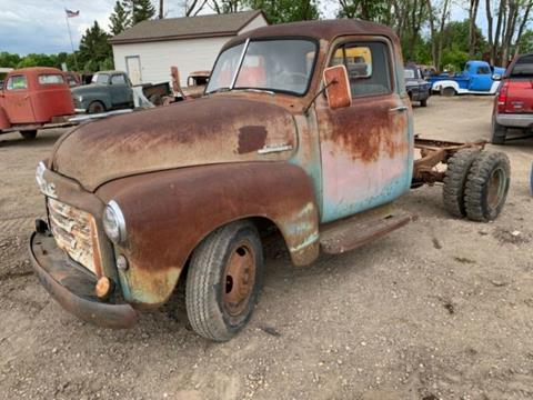 1952 GMC C/K 1500 Series for sale in Cadillac, MI