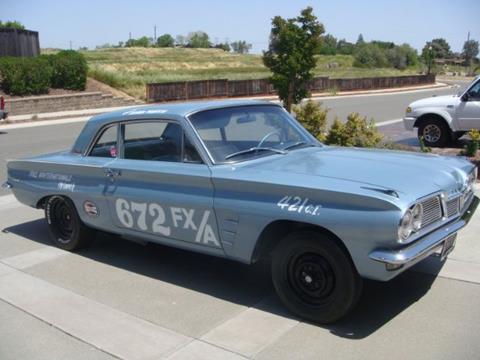 1962 Pontiac Tempest for sale in Cadillac, MI