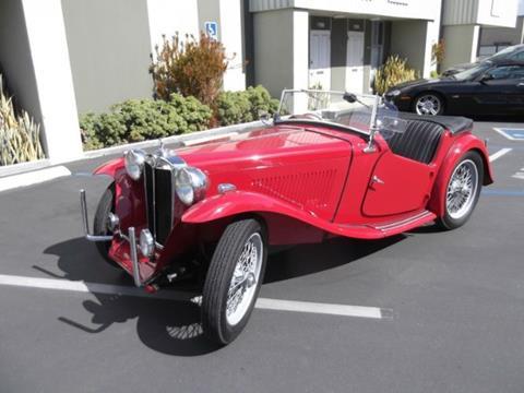 1949 MG TC for sale in Cadillac, MI