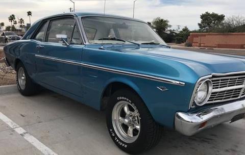 1967 Ford Falcon for sale in Cadillac, MI
