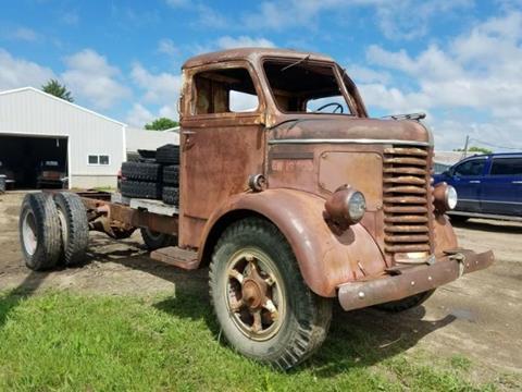 1947 Diamond-T COE for sale in Cadillac, MI