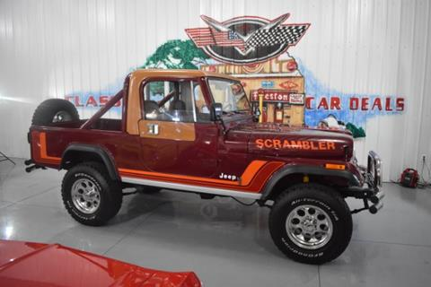 1982 Jeep Scrambler for sale in Cadillac, MI