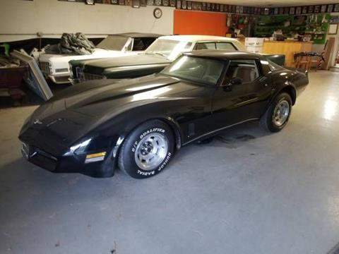 1980 Chevrolet Corvette for sale in Cadillac, MI