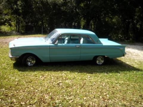 1962 Mercury Comet for sale in Cadillac, MI