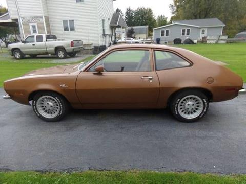 1972 Ford Pinto for sale in Cadillac, MI