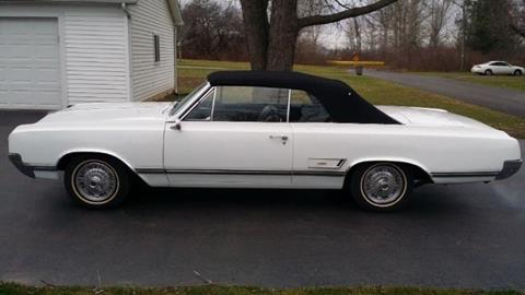 1965 Oldsmobile 442 for sale in Cadillac, MI
