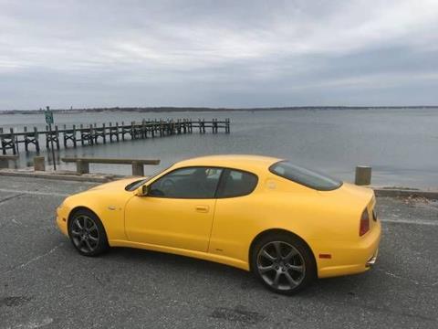 2003 Maserati Coupe for sale in Cadillac, MI
