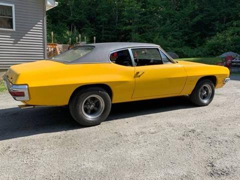 1971 Pontiac Le Mans for sale in Cadillac, MI