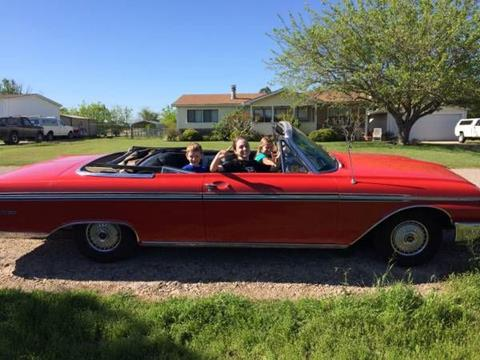 1962 Ford Galaxie for sale in Cadillac, MI