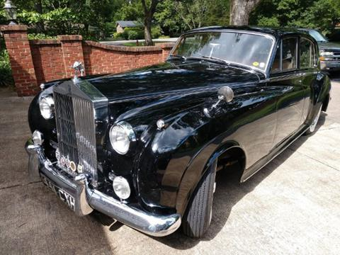 1961 Rolls-Royce Silver Cloud 3 for sale in Cadillac, MI