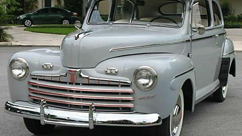 1946 Ford Super Deluxe for sale in Cadillac, MI