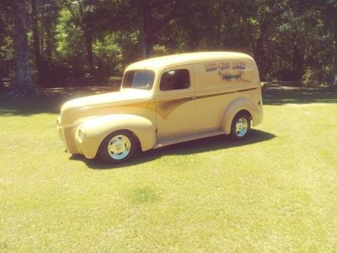 1940 Ford Panel Truck for sale in Cadillac, MI