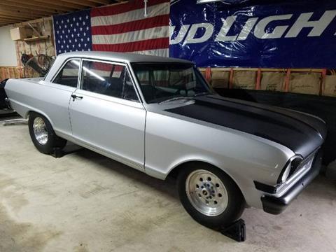 1963 Chevrolet Nova for sale in Cadillac, MI