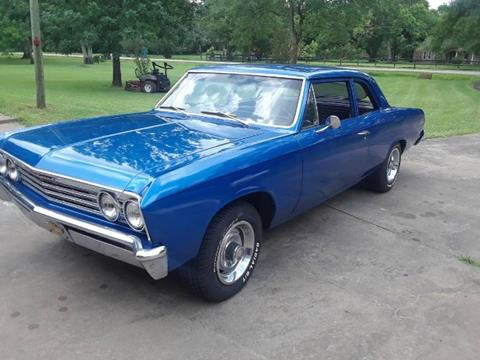 1967 Chevrolet Chevelle for sale in Cadillac, MI