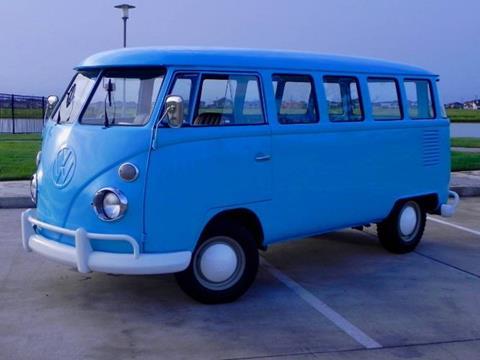 1974 Volkswagen Bus for sale in Cadillac, MI