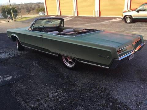1968 Chrysler Newport for sale in Cadillac, MI