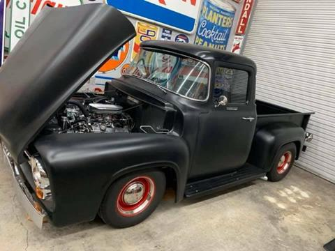 1956 Ford F-100 for sale in Cadillac, MI