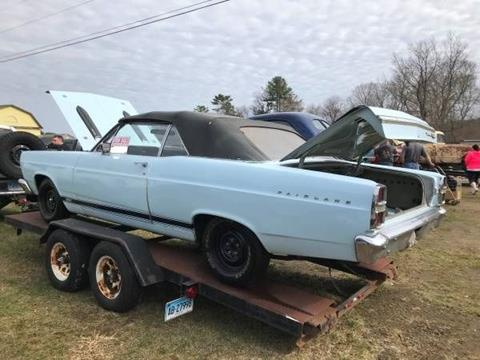 1967 Ford Fairlane for sale in Cadillac, MI