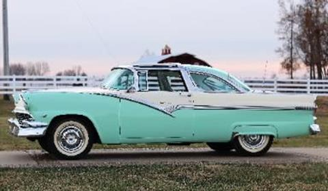 1956 Ford Crown Victoria for sale in Cadillac, MI