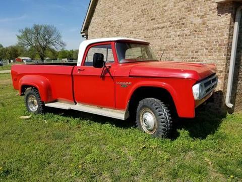 1969 Dodge D200 Pickup for sale in Cadillac, MI