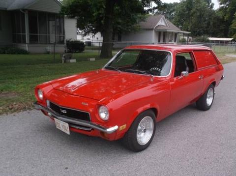 1972 Chevrolet Vega for sale in Cadillac, MI