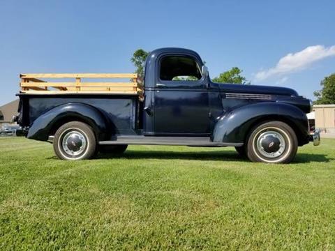 1946 Chevrolet 3100 for sale in Cadillac, MI