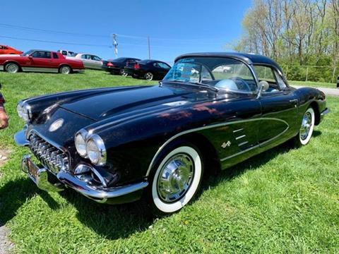 1959 Chevrolet Corvette for sale in Cadillac, MI