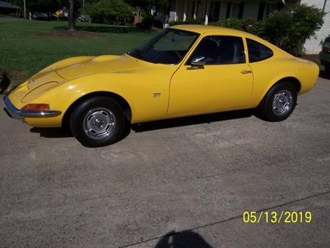 1969 Opel GT for sale in Cadillac, MI